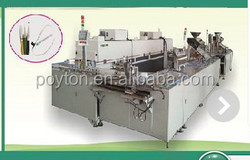 Top speed for pen-style blood collection needle manufacture production line