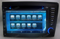 Touch screen car dvd player car dvd for Volvo S60 car dvd gps navigation with bluetooth+built-in gps