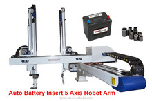 Panasnoic 1000w robot arm High Precision Automatic 3 axis Dispensing Robot Arm For pick,place,stack ,transfer