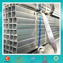 welding zinc coated metal steel pipe cost