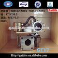 713673-5006 713673-6 gt1749v peças do turbocompressor atuador turbo usado para audi a3 tdi/volkswagen golf iv tdi