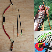 traditional chinese recurve bow 30lbs effective range 100-150m
