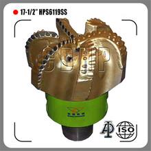 "Factory Sell 17 1/2"" PDC Drill Bit Petroleum Equipment"