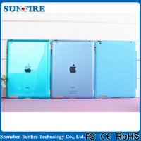 Matte Case & Clear Case & Solid Colour Case Back Cover For Ipad Air / Ipad Mini / Ipad 2 3 4