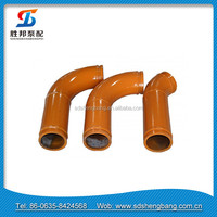 45 / 90 / degree elbow pipe joint / pipe bend