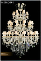 Best Price Luxury Crystal Chandelier Lighting Hotel Crystal Light Indian Light Fixture from China Supplier MD3279