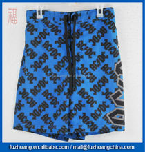 swimwear boys beach short beachwear swim trunk ac/dc 001