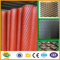 wall palster mesh(expanded metal lath),reinforcement concrete expanded metal mesh