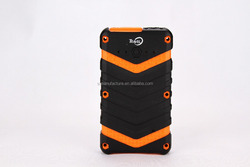 2016 new product waterproof powerbank ce fc rohs ul power bank for outdoor sport