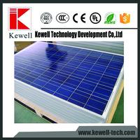 Stock OEM/ODM 250w 300w 3BB poly sun power solar panel