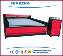 Textile Laser Cutting Bed
