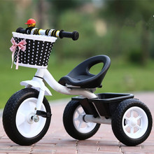 2015 Hot sale new model children Tricycle,Tricycle for kids children, high quality baby tricycle