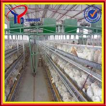 pvc coated or galvanized chicken breeding cage for sale (ISO9001 factory)