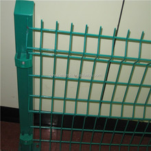 Wholesale Prices Good Quality Welded Mesh Temporary Fence Panel/pvc Powder Spraying
