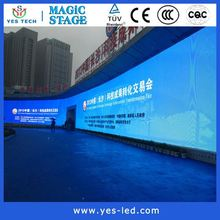 outdoor high protective property led display screen x video