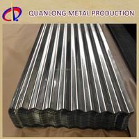 Zincalume Corrugated Plate Price Per Ton