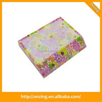 New design magical paper cube toy