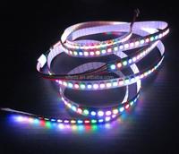 digital APA102 rgb led strip 12v,color changeable led strip light