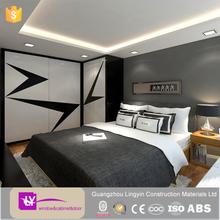 2016 latest bedroom furniture designs new model 3D images wardrobe