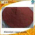 best05e composição química de pó de cobre