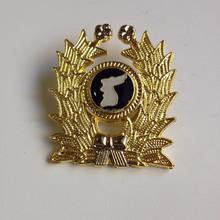 metal car badge/enamal logo car emblem/car badge with 3mm adhesive
