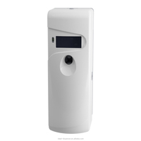 indoor spray air freshener with LCD display