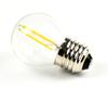 2w energy saving warm white e14 e17 e27 filament lights led filament bulb