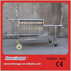 Separating machinery filter press filters