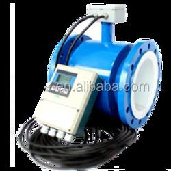 OEM electromagnetic chemical resistant liquid flow meter for chemical Industry