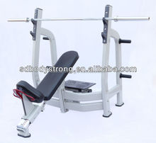 New Arrival Flat Incline Decline Weight Bench L-025/ AB Crunch Bench/Gym Bench