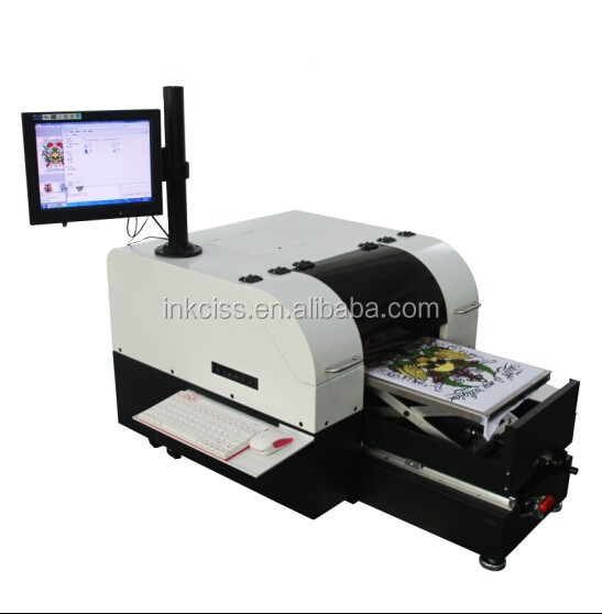 T Shirt Printing Machine Direct To Garment Printer Buy T