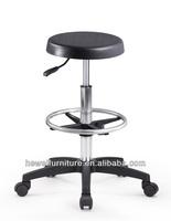 antimicrobial polyurethane ESD lab stool