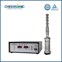 IUIP500 Ultrasonic Black Cohosh P.E. extraction machine