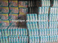 mejores productos importación de materias primas pañales para bebés desechables , garantía de calidad