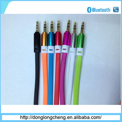 High quality 3.5mm audio cable for car /speaker /mobile phone