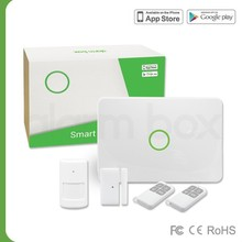 Security & Protection Alarm!!! Home appliance security gsm wireless alarm system with mobile app (MIB Technology)