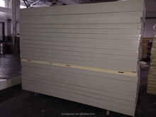 Structural PU insulated sandwich panels for freezing room