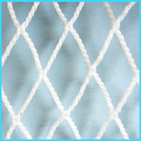 coloured uhmwpe fiber net