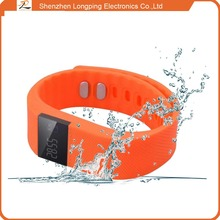 smart bracelet woman 2015 with Setting reminder for drinking taking medicines meeting smart wristband TW64