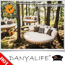Swingrest Danyalife 2015 European Design Outdoor Living Collection Rattan Hanging Bed