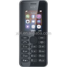 First World Smallest Bluetooth Phones 1.8 inch FM Quad Band Mini Mobile Phone 108