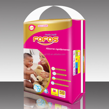 Rapid Absorbent Baby Diaper Hot Sale in Africa