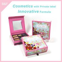 Eyeshadow Cosmetic,Eyeshadow Makeup set model aluminium ferrule cosmetic brush kit