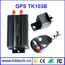 New price and high quality GSM/GPRS/GPS Vehicle car Tracker TK103B with Remote Control