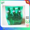 Custom size 6 beer bottles plastic designer tote bag on sale