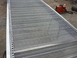 Stainless steel 201 Cookies Mesh chain for conveyor