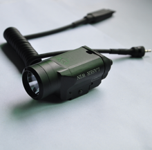 Laserwin XYH08-LS Sub-compact Mini Tactical LED Light for handguns and rifles