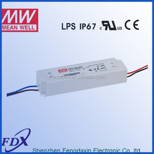 Meanwell 35W LED Driver 15V LPV-35-15,pass lps