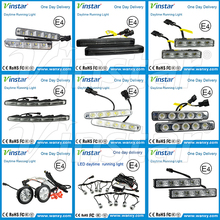 Universal LED DRL Light for All cars Universal LED Daylight LED Daytime Driving Light for all cars autos with CE&E-Mark certifi