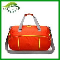 2015 Folding Portable plain Travel Vintage Waterproof Duffel Bags